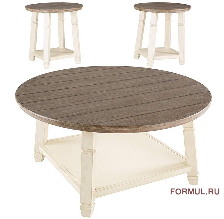 Стол журнальный M&K Furniture Bolanbrook T377-13