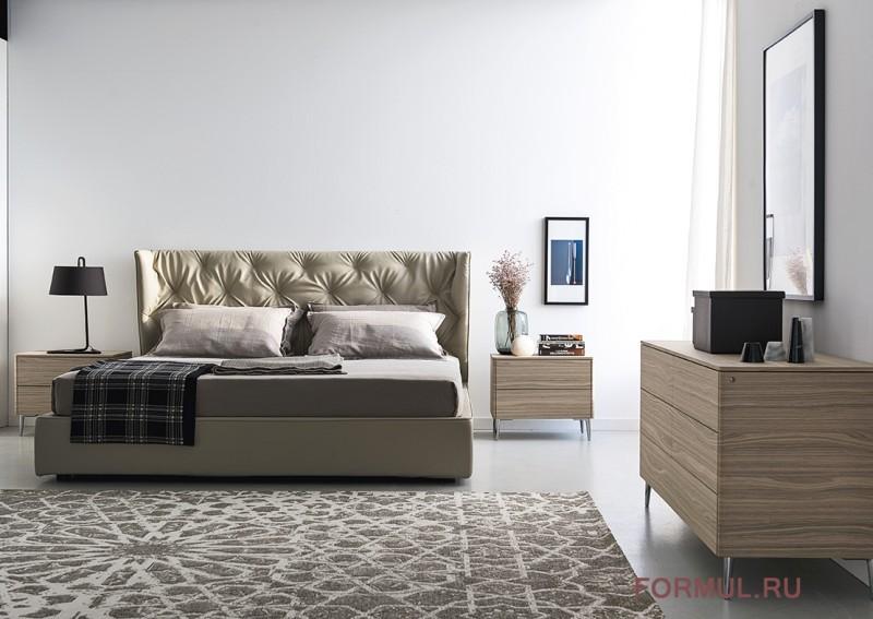 Кровать Calligaris CS6049-GC WYNN