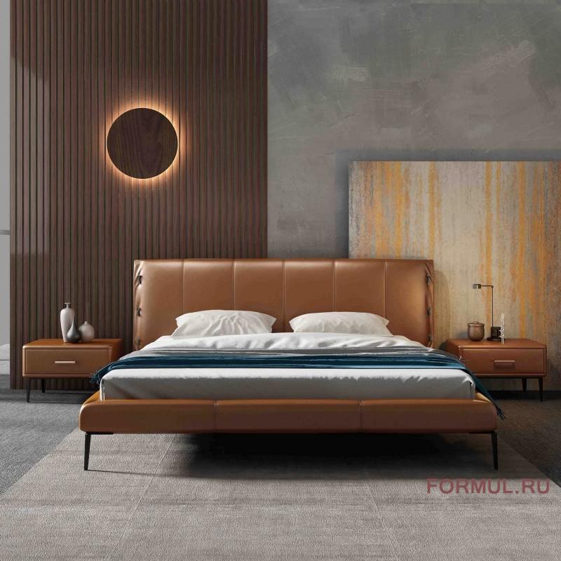 Кровать M&K Furniture MK-6605-REL