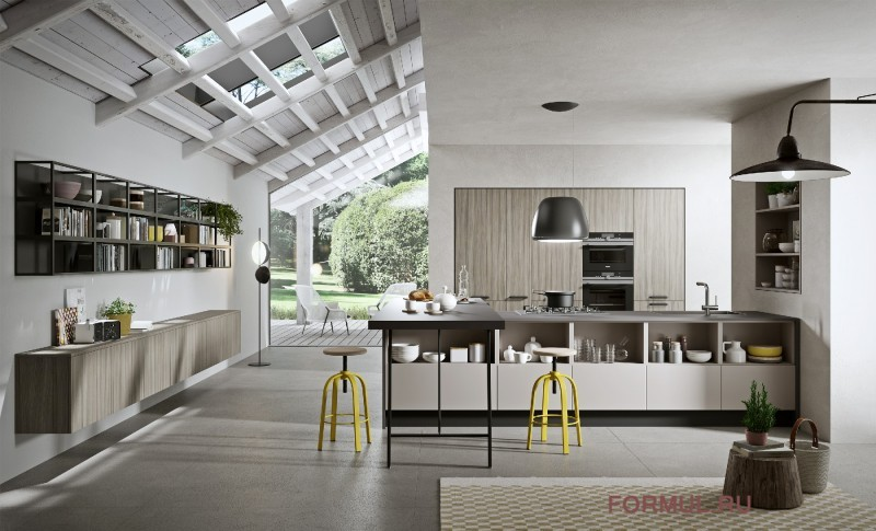 Кухня RECORD Cucine NEW INFINITY