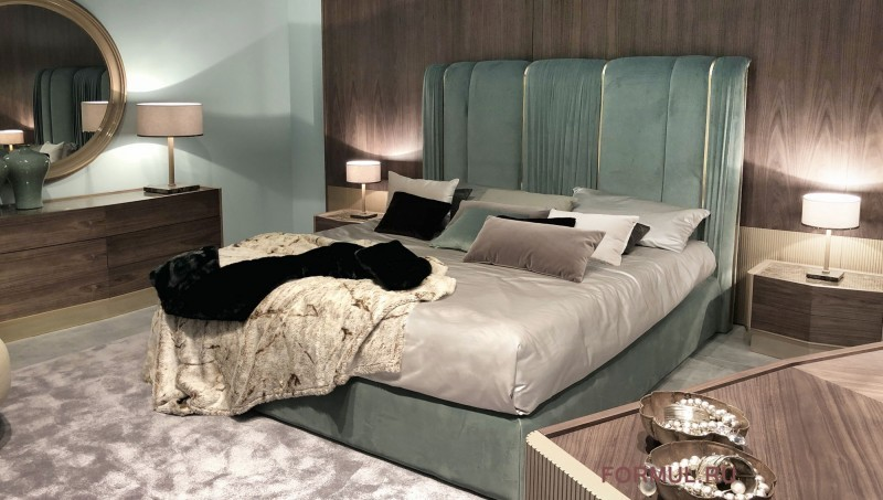 Кровать CorteZARI RUBENS