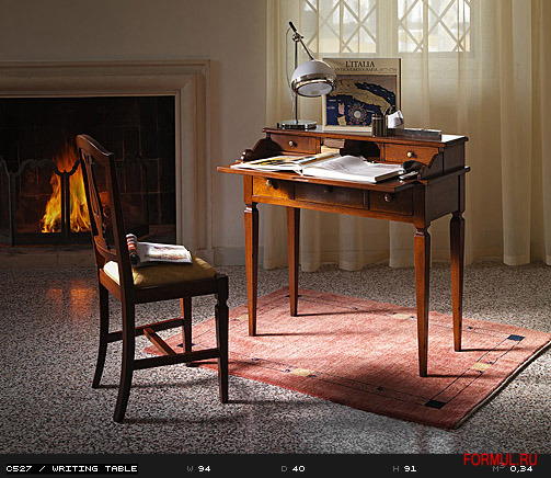 Art. C527  WRITING TABLE