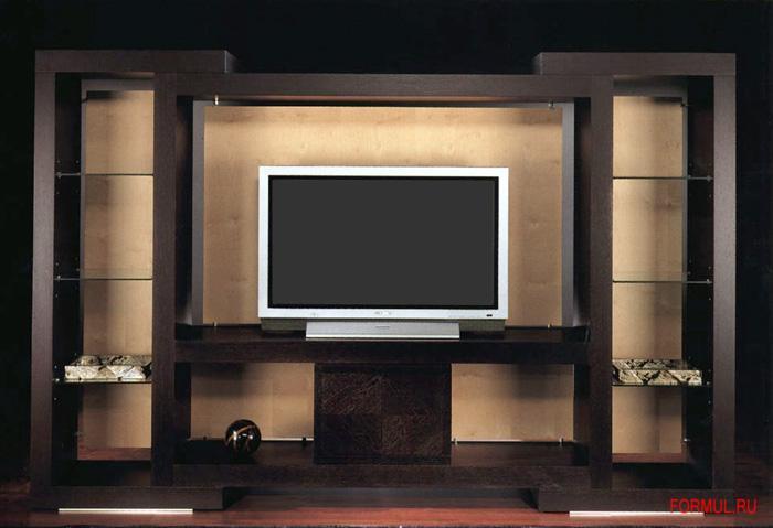 Полка стенка для телевизора 152