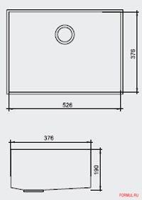 Ширина шкафа: от 60 см