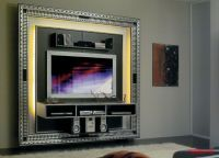 Стенка Vismara the frame art deco - home cinema