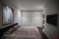 Кровать и встроенный шкаф OLIVIERI mobili