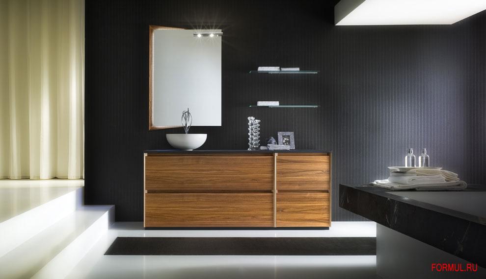 Мебель для ванной комнаты стильные