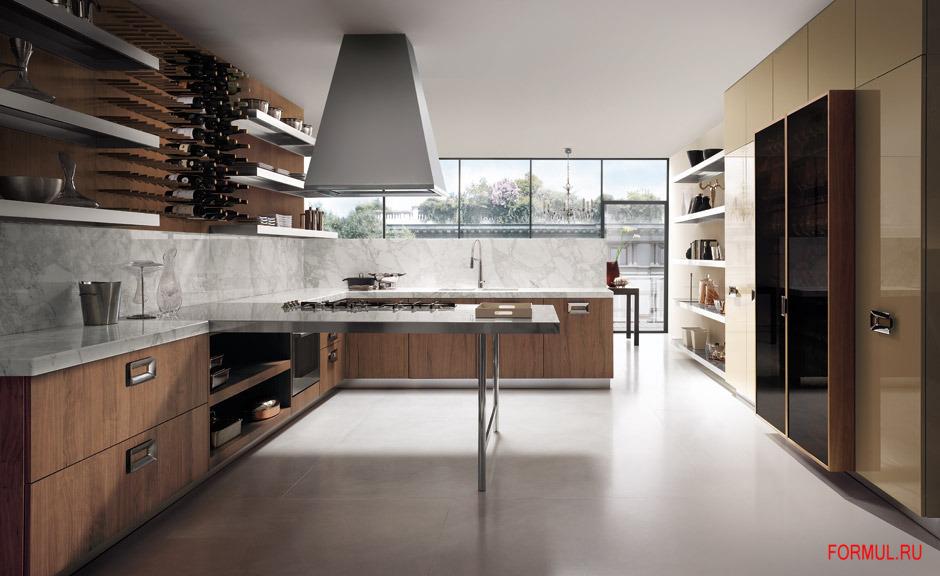 Barrique Design Kuche Wein
