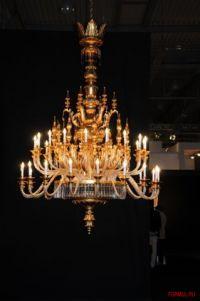 lampadario 36 luci