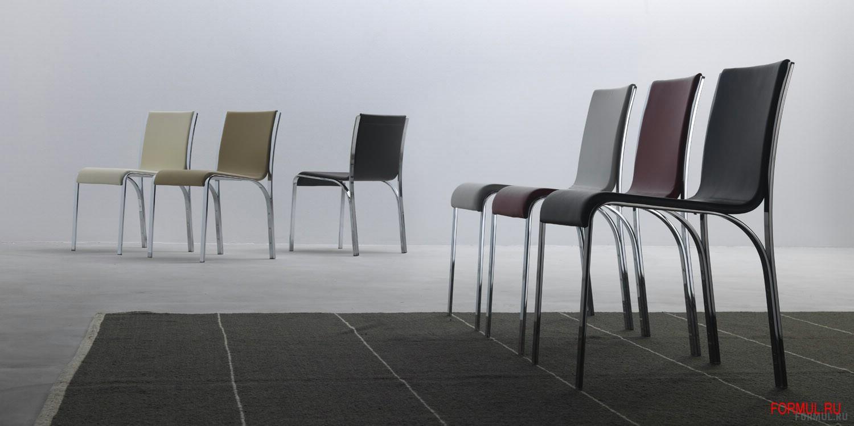Umweltfreundliches Stuhl Design Recycelten Stoffen
