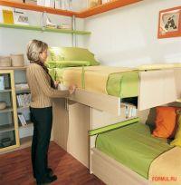 Детская комната Sangiorgio Platone
